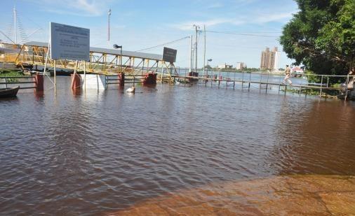 Quieren prevenir daños por inundaciones en Argentina y Uruguay