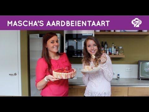 FOODGLOSS - Mascha's aardbeientaart