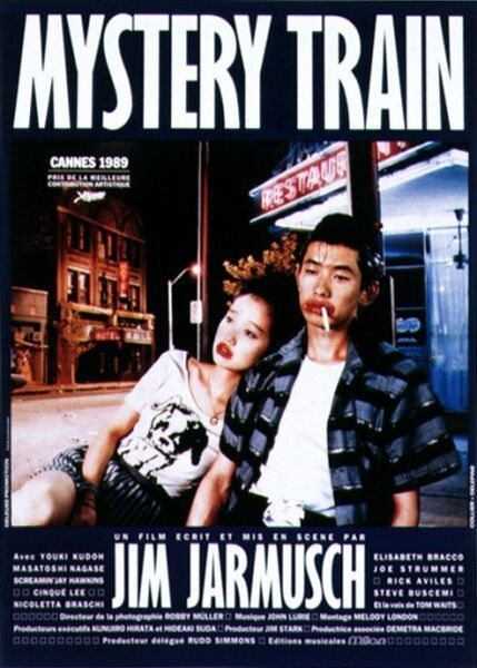 Mystery Train (best time of my life on this one, lots of remember)