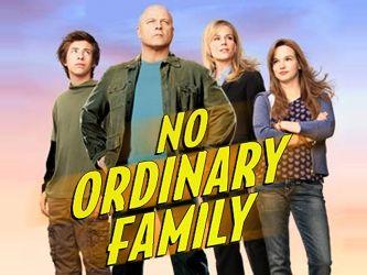 No Ordinary Family TV Series (2010 - 2011) - ShareTV
