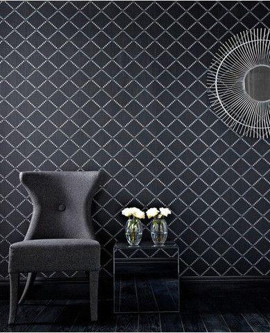 #Graham&Brown Quantum Wallpaper | Modern Walls & Wallpaper ...