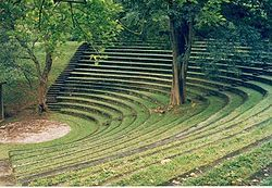 Sarachchandra open-air theatre - Wikipedia, the free encyclopedia