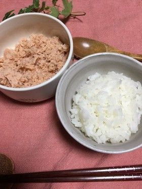 ✿すり鉢で♪手作り鮭フレーク✿