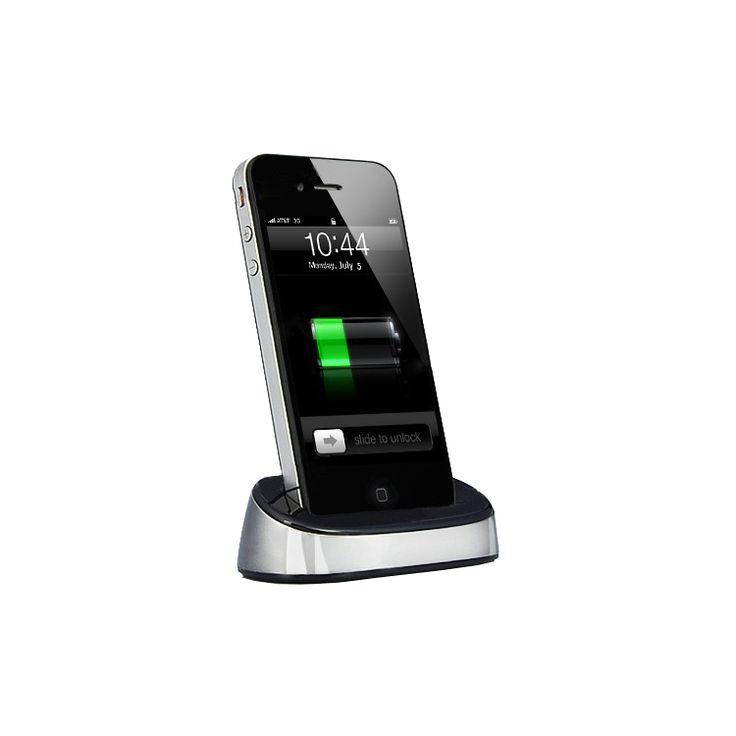 Βάση - Φορτιστής Nikel για iphone 4 & 4S