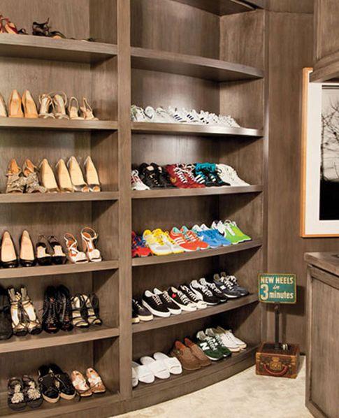 Ellen Degeneres closet