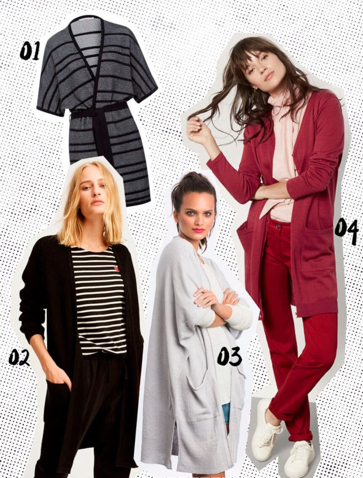 Fair Fashion Cardigans für Herbst 7 Winter 2017 / 2018! Slow Fashion Strickjacken Inspiration jetzt auf dem ethical fashion blog sloris.de