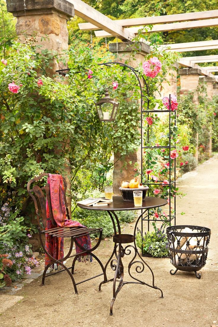 Beetbegrenzung Garten 84 best romantischer garten images on gardening