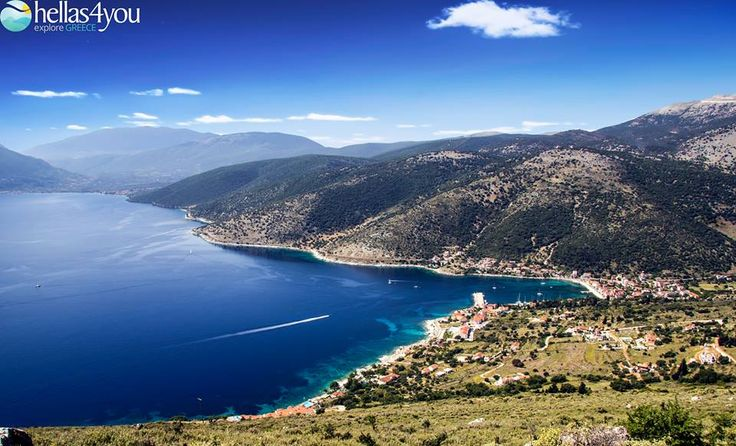 Agia Efimia is one of the most beautiful seaside villages of Kefalonia. It is located on the east side of the island 34 km from the island's capital, Argostoli and 33 km from Lixouri.