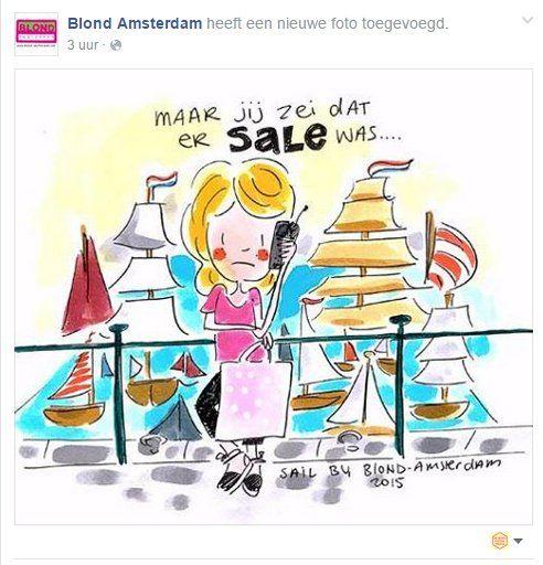 blond amsterdam sail - Google zoeken