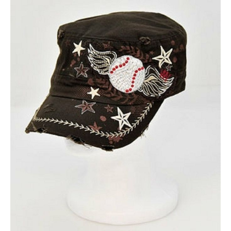 trendy baseball caps 2016 sports brown vintage wings hat hats 2017