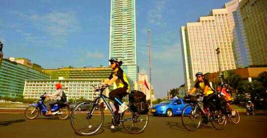 Bike to Work Jakarta