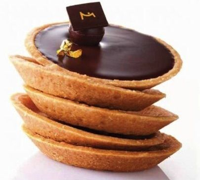Tartes au chocolat de La Maison du Chocolat •Ma Sérendipité