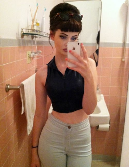 1000+ ideas about Greaser Girl on Pinterest | 1950s Greaser Girl ...