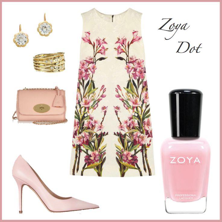 Zoya Awaken Dot #zoyaoje #tırnak #nail #fashion #nailcolors #nailart #moda #shoes #bags #dress #zoyaturkiye #jewerly #kadın #style #jacket #skirt #bag #küpe #ayakkabı #elbise #style #blogger #makeup #trend #kombin #earring #ring #necklace