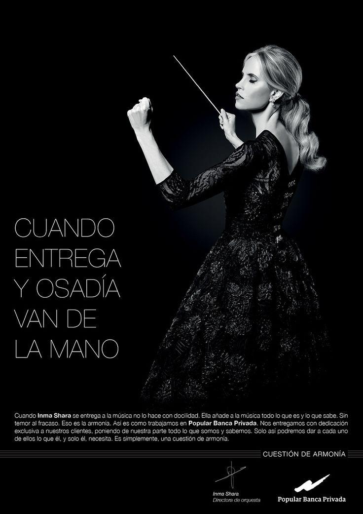 """gyro Madrid launches """"Cuestión de armonía"""" for Banco Popular Privada via Control Publicidad"""
