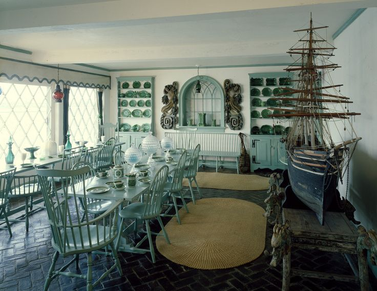 This Was My Favorite Room As The Windows Open To Gloucester Harbor Image Dining Here