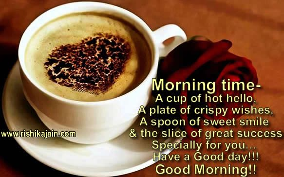 Good Morning Coffee Photos: Good Morning Wishes ,quotes