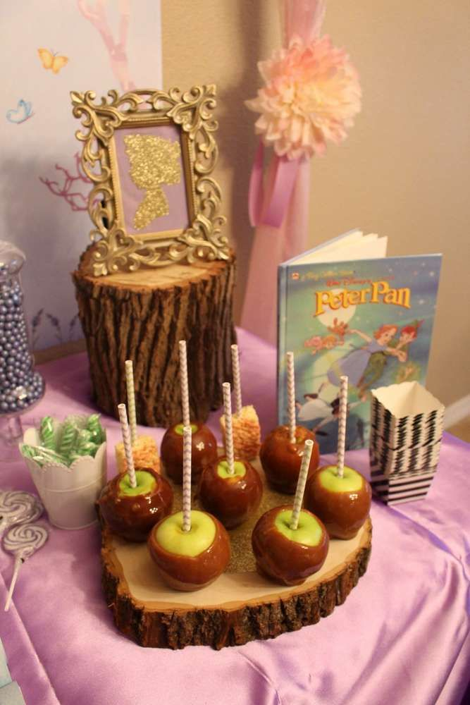 112 Best Tinkerbell Party Ideas Images On Pinterest