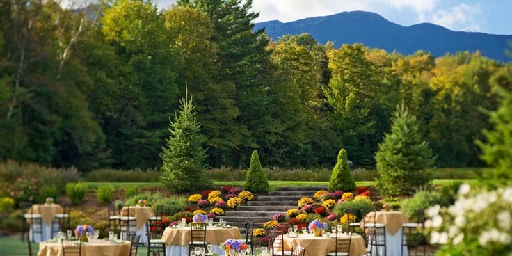 Topnotch Resort Weddings | Get Prices for Vermont Wedding Venues in Stowe, VT