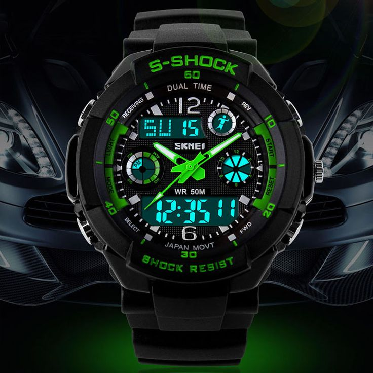 Skmei Digital Men Watch Analog S Shock Men military army Watch water resistant Date Calendar LED Sport Watches relogio masculino #>=#>=#>=#>=#> Click on the pin to check out discount price, color, size, shipping, etc. Save and like it!