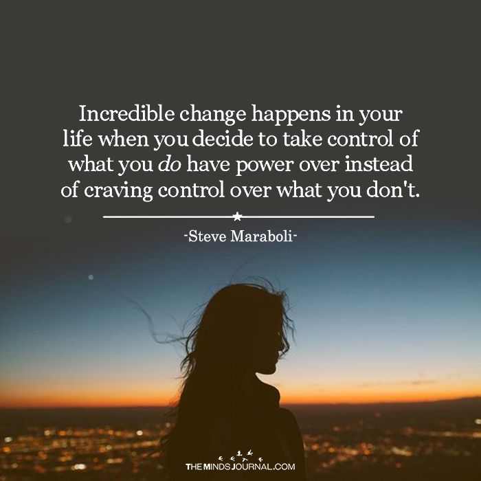 Incredible Change Happens In Your Life - https://themindsjournal.com/incredible-change-happens-life/