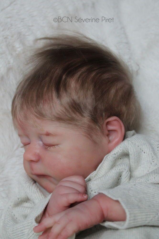 BCN ~ Baby reborn doll - Amelia by Joanna Kazmierczak