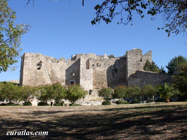 CASTLES OF GREECE   Photo of The Castle of Patras