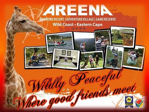 Areena Riverside Resort Presentation Cover