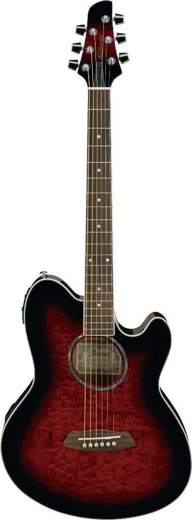 Ibanez TCY20ETRS Acoustic Guitar