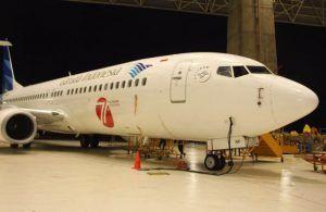 OTP Garuda Indonesia di Terminal 3 Ultimate Sudah 85 Persen