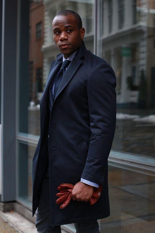 37 best Overcoats for men images on Pinterest | Menswear, Men ...