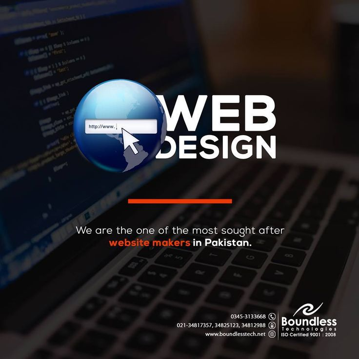 We are the one of the most sought after website makers in Pakistan. Design your Business with affordable cost. Contact Us: 92-21 34817357 92-21 34812988 92-21 34825123. http://boundlesstech.net/ info@boundlesstech.net. #websites #CMS #responsivewebsite #staticwebsite #html #css #development #Designing #dynamic #application