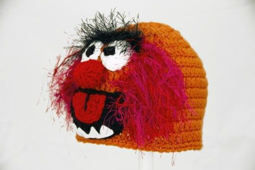 Animal Hat from The Muppets, please send size baby - adult