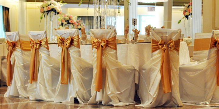 chair covers for weddings | Chair Cover Rentals, Wedding Chair Covers & Table Linens Rental