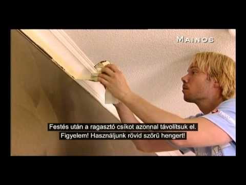 Tikkurila - Speciális effektek falra