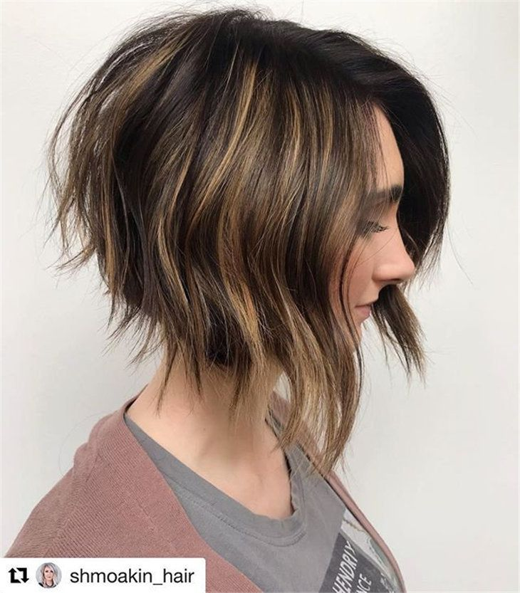 15 Short Hairstyle Ideas And Get Your Inspiration Graduated Bob Hairstyles Graduated Bob Haircuts Bobs Haircuts