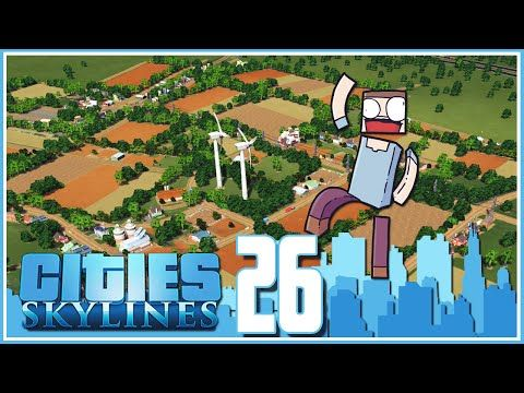 Cities Skylines - Ep.27 : International Airport! - YouTube