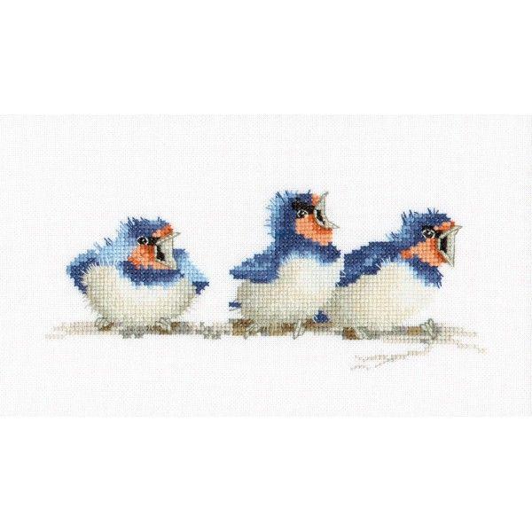 3 Vogeltjes (Special Branch) : Vogels - De Spinnerij