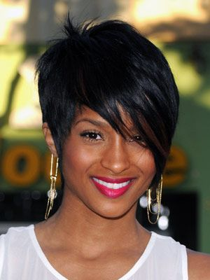103 best CIARA images on Pinterest | Ciara hairstyles ...
