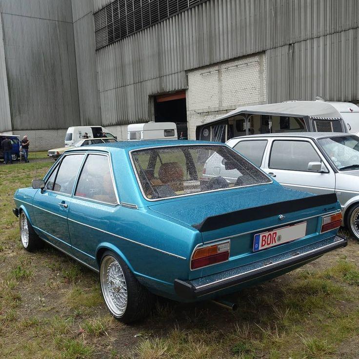 Audi 80 (1972-1976) in Meppen. #audi80b1 #audi80 # ...