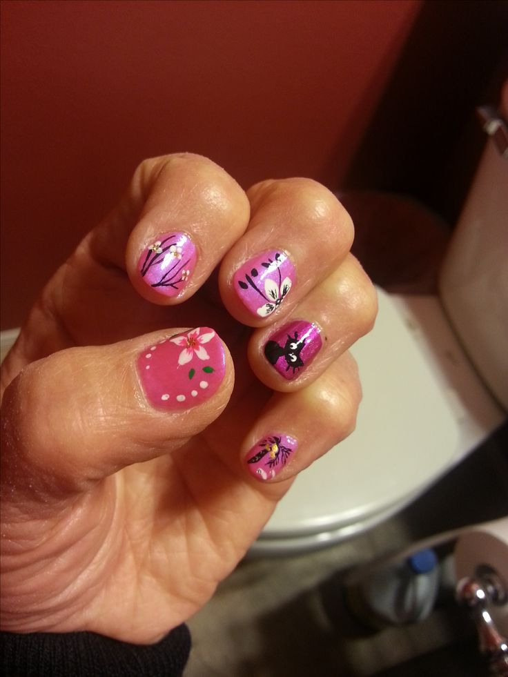 17 Best Images About Cute Nail Art On Pinterest