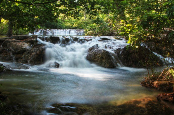 The Ultimate Oklahoma Waterfalls Road Trip
