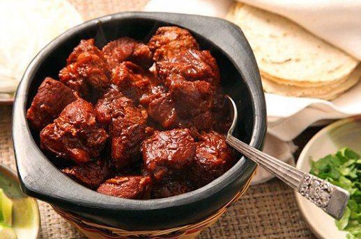 Recipe for Salvadoran Carne Adobada!