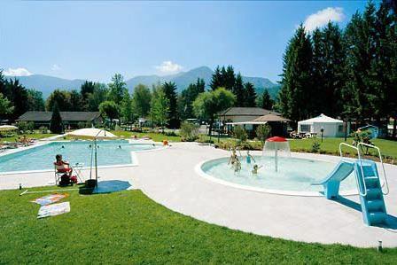 Camping Al Pescatore - Trentinoe - Lago di Calldonazzo (CC)