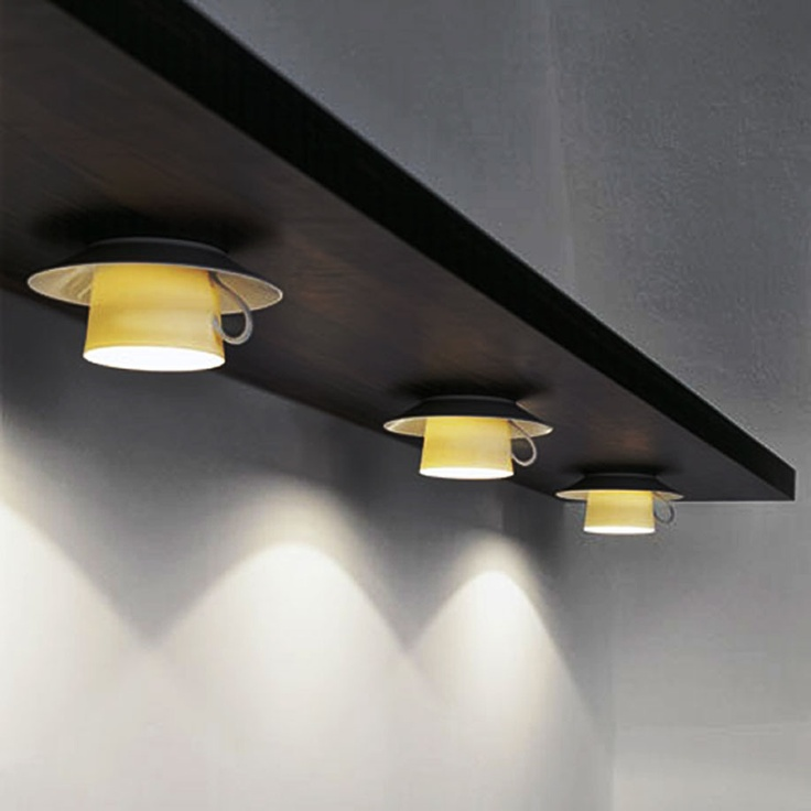 Tea Cup kitchen lights