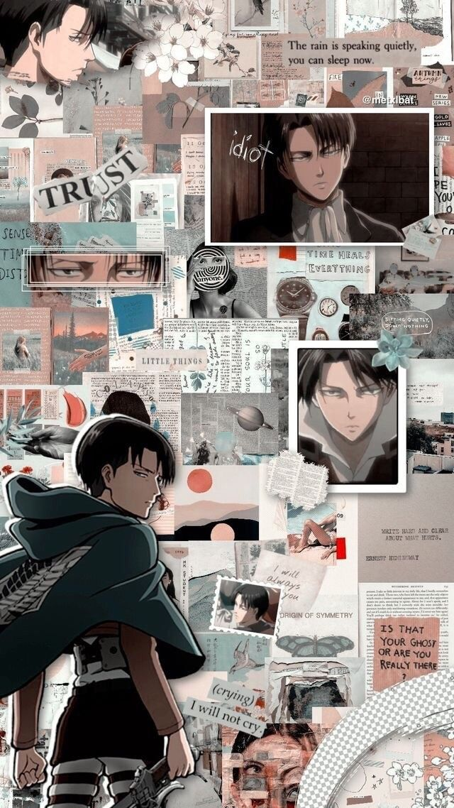 Pin By Tsuki On Snk Cute Anime Wallpaper Anime Wallpaper Iphone Anime Backgrounds Wallpapers