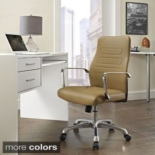 Shop for Depict Mid-back Aluminum Office Chair. Get free shipping at Overstock.com - Your Online Furniture Outlet Store! Get 5% in rewards with Club O! - 16862959