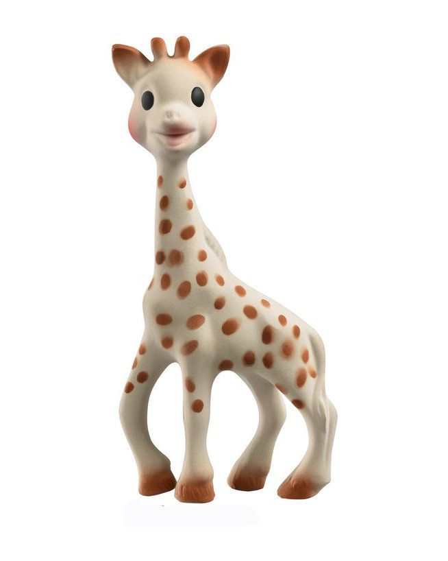There's a reason Sophie Giraffe ($17) has been around more than 50 years. Babies have a magnetic attraction to her. I can't imagine getting through all those months of teething without Sophie!  — Kate Stahl, contributing editor
