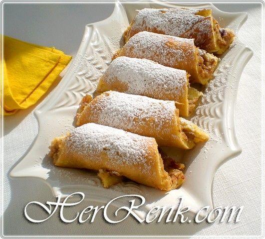Elmalı Rulo (Sünger) Pasta-Apple pai,pay,rulo pasta çeşitleri,nasıl yapılır,rulo pasta tarifi,herrenk mutfağı pasta tarifleri,elmalı pasta tarifleri,elmalı yaş pasta,elmalı pasta yemek,elmalı kurabiye tarifleri,davul fırında kek,davul fırında kek nasıl yapılır,davul fırında kek pişirmenin püf noktaları,diyabetik pasta,yağsız pasta,