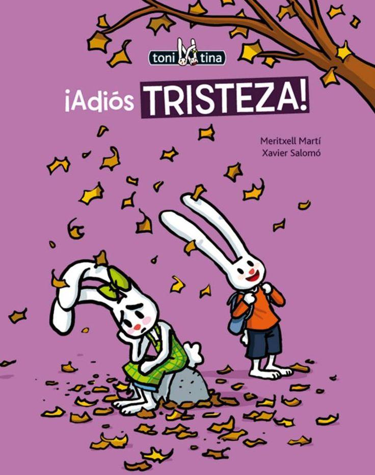 """""""¡Adiós TRISTEZA!"""" - Meritxell Martí (Almadraba)"""